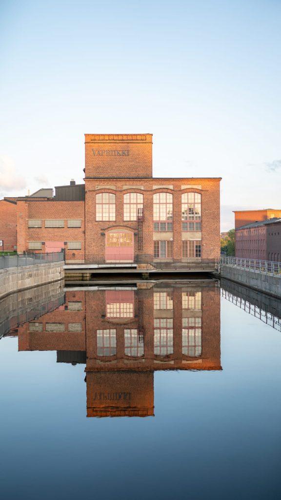 Kuvauspalvelu Salopino - Tampere kaupunkikuvaus