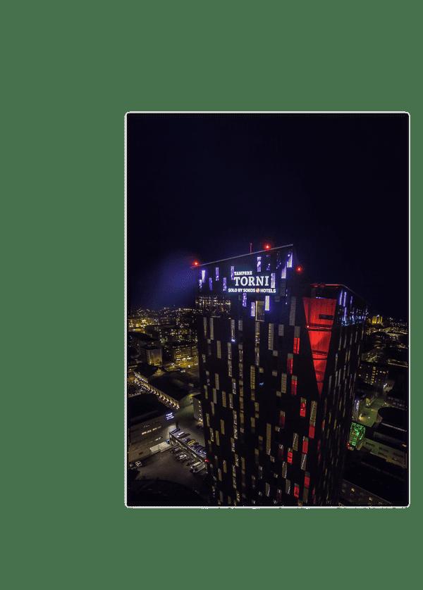Kuvauspalvelu Salopino - Ilmakuvaus Drone