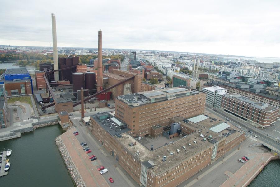 Ilmakuvaus ja drone-kuvaus luotettavasti - Helsinki ja Tampere